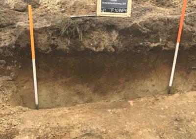 Archeologisch onderzoek 18/8/2017